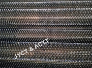 Seamless Studded Furnaces Tube Steel Pipe 1Cr5mo 152X10X7000mmL