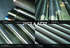 Aluminium Wrapped Extruded Fin Tube For Cooler / Heater ,  L Type Finned Tube