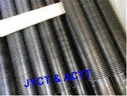 Helical Seamless Carbon Steel Bolier Tube SA210 OD 38.1mm Rolling Type